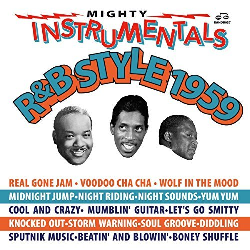 Mighty Instrumentals R&b Style Mighty Instrumentals R&b Style Import Gbr