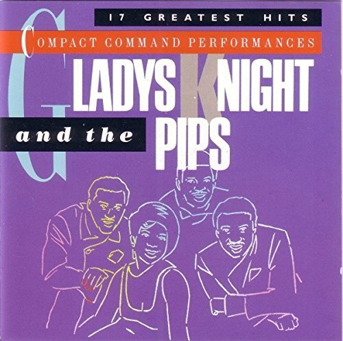 Gladys Knight & The Pips 17 Greatest Hits