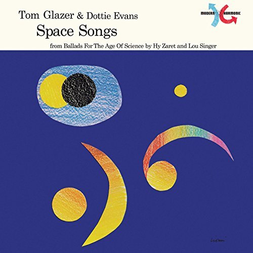 glazer-tom-evans-dottie-space-songs-red-vinyl