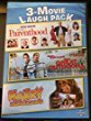 3 Movie Laugh Pack Parenthood The Great Outdoors Harry & The Hendersons