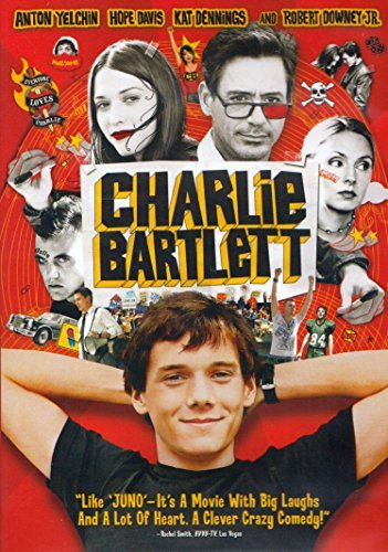 Charlie Bartlett Downey Jr. Yelchin