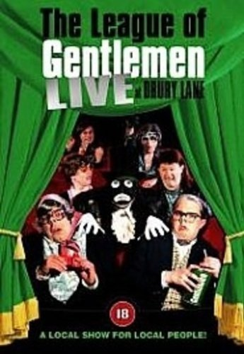 The League Of Gentlemen Live Region 2