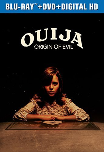 Ouija Origin Of Evil Reaser Wilson Basso Blu Ray DVD Dc Pg13