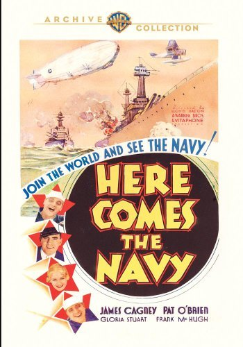 Here Comes The Navy Here Comes The Navy DVD Mod This Item Is Made On Demand Could Take 2 3 Weeks For Delivery