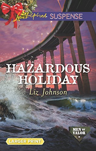 Liz Johnson Hazardous Holiday Large Print
