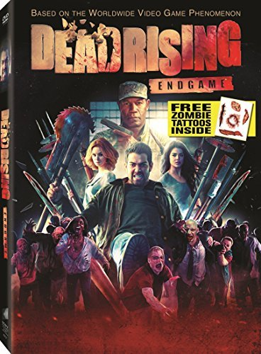 Dead Rising 2 End Game Tracy Harmon Metcalfe DVD Nr