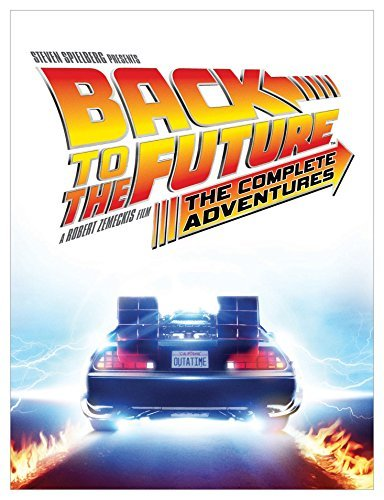 Back To The Future The Complete Adventures DVD Nr