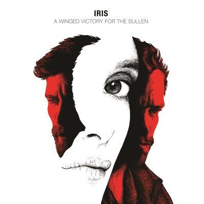 A Winged Victory For The Sullen Iris (musique Originale) Indie Only Clear Vinyl Lp Clear Vinyl