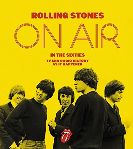 Richard Havers Rolling Stones On Air In The Sixties Tv And Radio History As It Happened