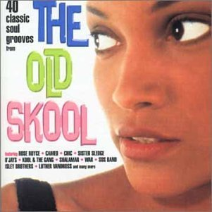 Old Skool 40 Classic Soul Grooves