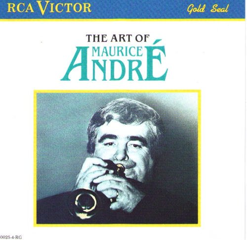 Maurice André The Art Of Maurice André