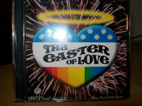 Unity Sanfrancisco The Easter Of Love With Rev. Maureene Bass (2 CD S