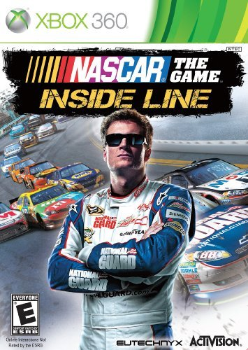 Xbox 360 Nascar The Game Inside Line