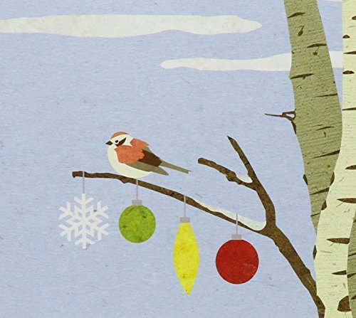 Crofts Family Sparrow In The Birch