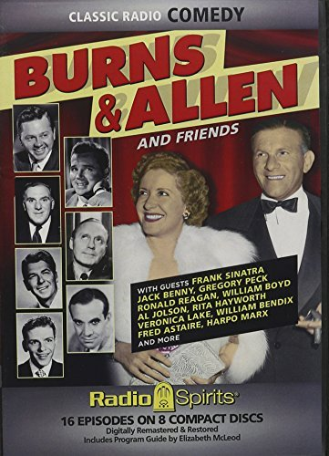 George Burns Burns & Allen And Friends