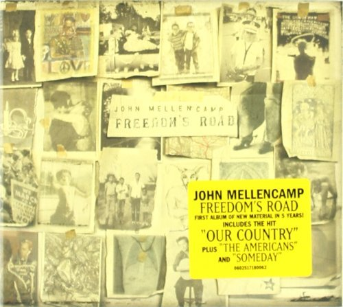 John Mellencamp Freedom's Road