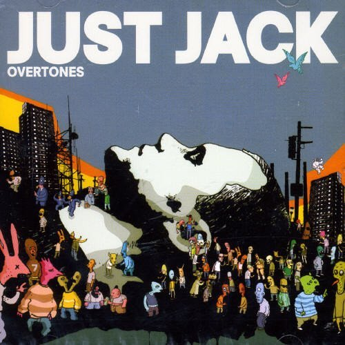 Just Jack Overtones Import Eu