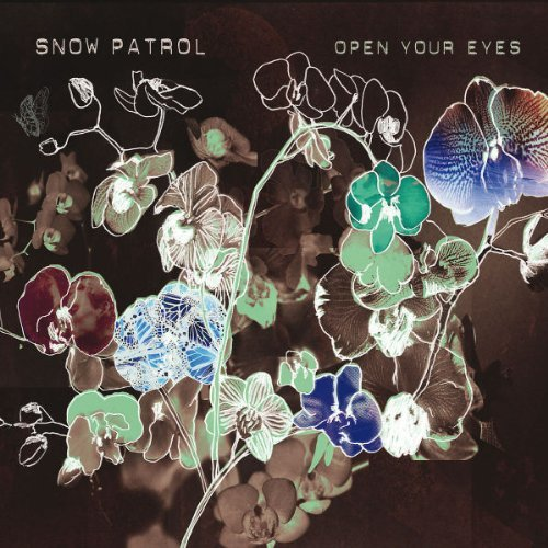 Snow Patrol Open Your Eyes Import Eu