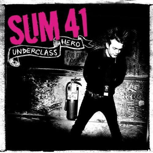 Sum 41 Underclass Hero Limited Import Eu Incl. Bonus DVD