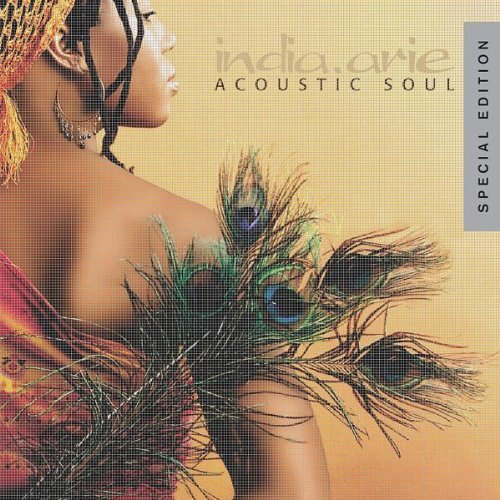 India.Arie Acoustic Soul Special Ed. 2 CD