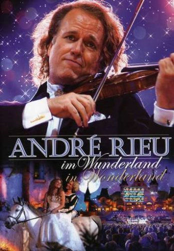 Andre Rieu In Wonderland Import Arg Ntsc (0)