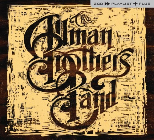 Allman Brothers Band Playlist Plus 3 CD Set