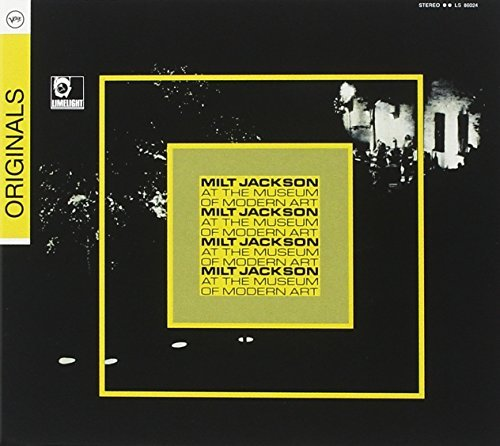 Milt Jackson Live At The Museum Of Modern A