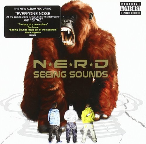 N.E.R.D. Seeing Sounds Explicit