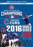 Chicago Cubs 2016 World Series Complete Set DVD