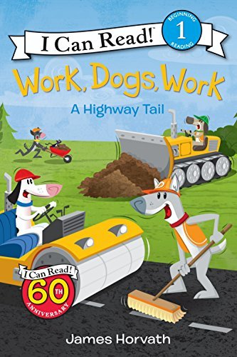 James Horvath Work Dogs Work A Highway Tail