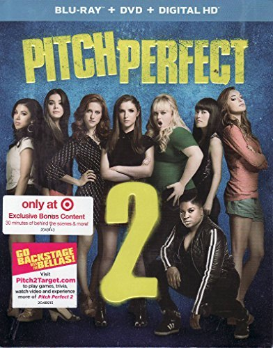 Pitch Perfect 2 Kendrick Wilson Steinfeld + Bonus Content