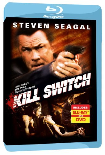 Kill Switch Seagal Dignard Rector Steelbook R