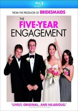 Five Year Engagement Segel Blunt