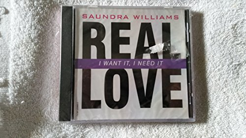 Saundra Williams I Want It I Need It