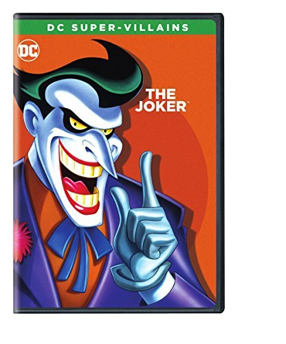 Dc Super Villains The Joker Dc Super Villains The Joker DVD