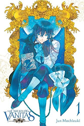 Jun Mochizuki The Case Study Of Vanitas Volume 1