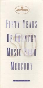 Fifty Years Of Country Musi 1945 95 Fifty Years Of Country