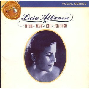 Licia Albanese Vocal Series