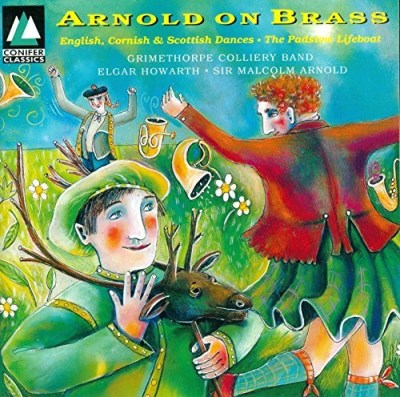 M. Arnold Arnold On Brass