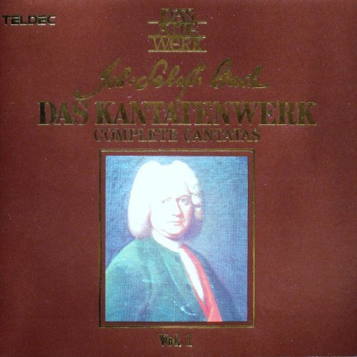 J.S. Bach Cant Vol 1