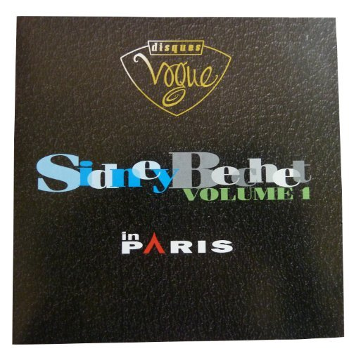 Sidney Bechet/Sidney Bechet In Paris-Vol.1