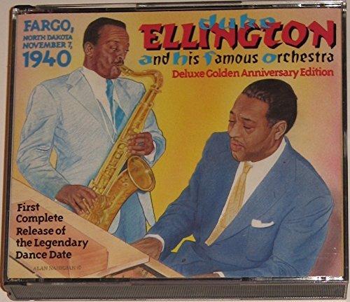 Duke Ellington/Fargo,Nd 1940: Golden Annivers