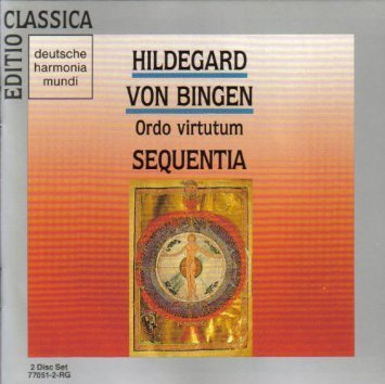 Hildegard Of Bingen Ordo Virturum Vol 1
