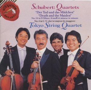 F. Schubert Qrt String 4 14
