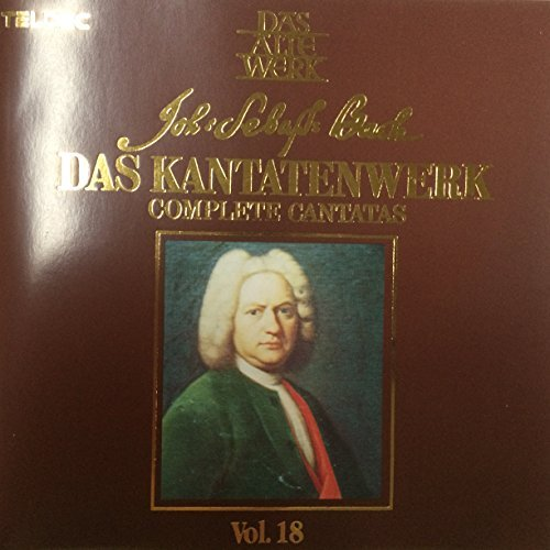 J.S. Bach Cant Vol. 18