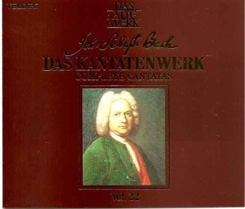 J.S. Bach Cant Vol. 22