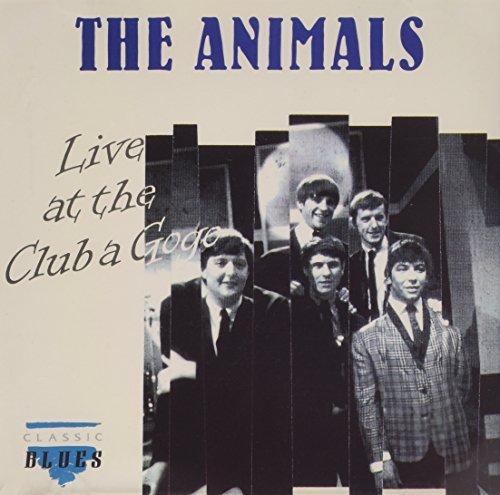 Animals Live At The Club A Gogo