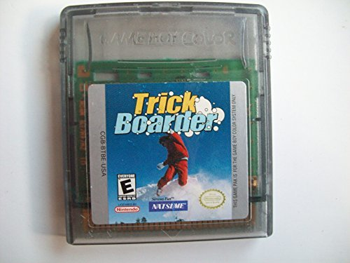 Gameboy Color Trick Boarder E