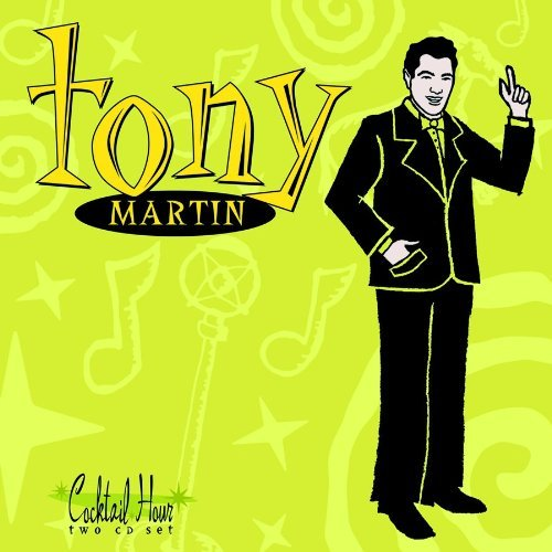 Tony Martin Cocktail Hour Tony Martin 2 CD Set Cocktail Hour