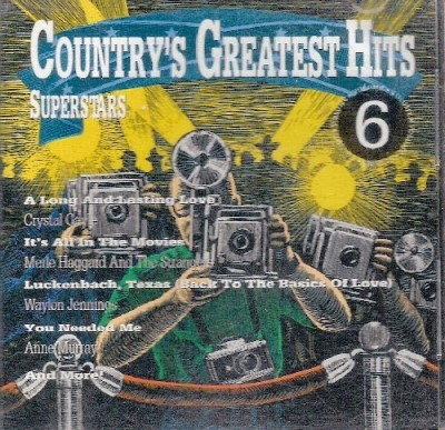 Superstars (country's Greatest Superstars (country's Greatest